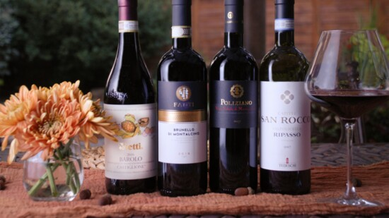 Red Wines for Wild Game