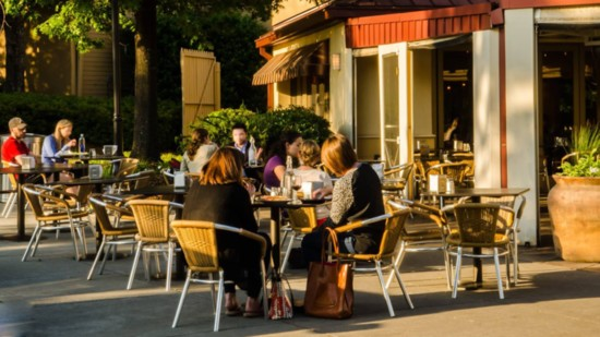 Five Gorgeous Lunch Spots for Girlfriends in Dunwoody