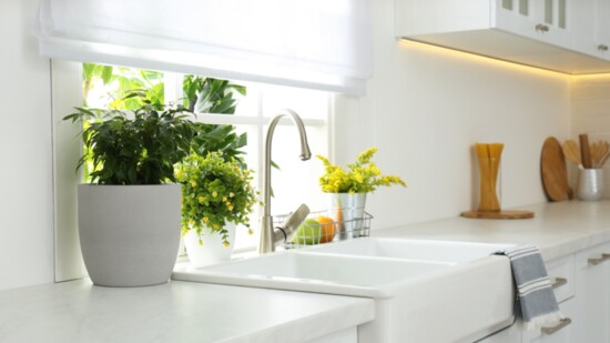 5 Tips for a Tidy Kitchen
