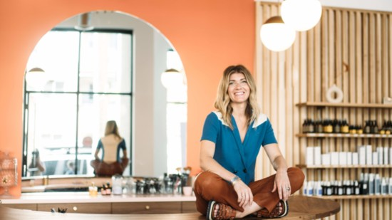 Clean Beauty Comes to Hale Street