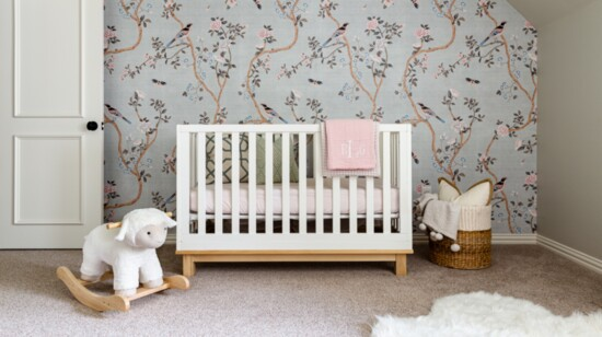 A Dreamy Space for Baby