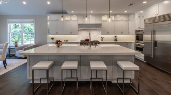 A Multi-Award Winning Remodel is the Essence of Style