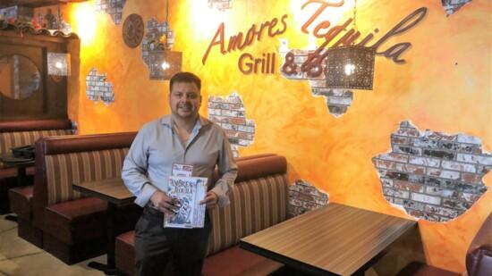 Un Nuevo Favorito: Amores Tequila Grill & Bar
