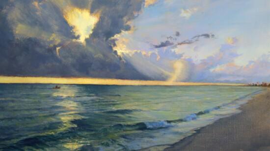 A Passion For Painting Venice 'En Plein Air'