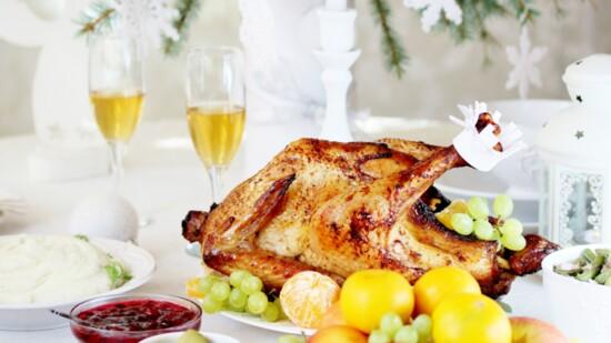 A Tipsy Turkey