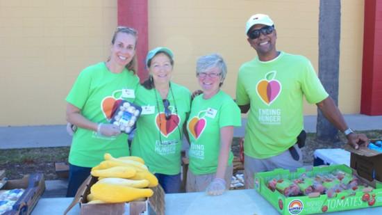 All Faiths Food Bank Helps Feed Neighbors in Need