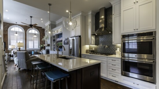 A NARI/CotY Award Winning Remodel in Old Town Alexandria