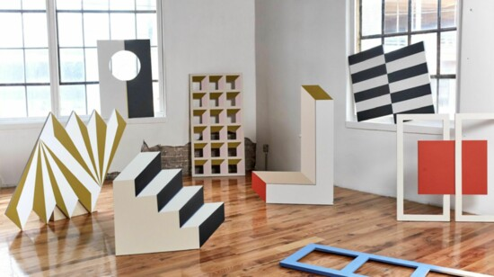 An Exhibition of Artistic Shapes