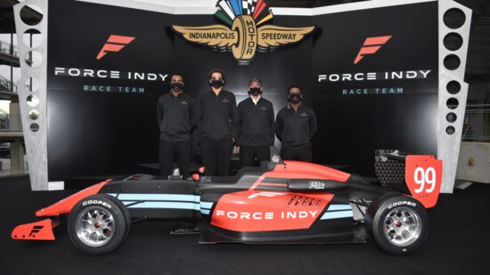 Atlanta Native Myles Rowe Will Make His Debut as Force Indy's Inaugural Driver