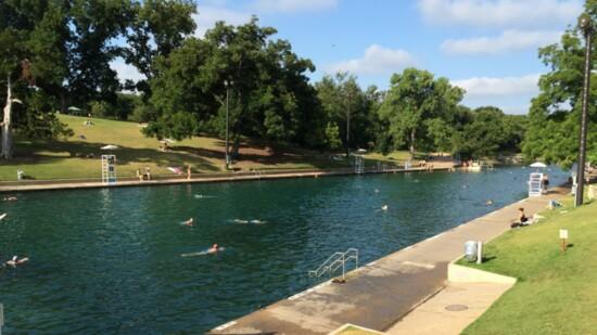 Austin's Eternal Swimming Hole
