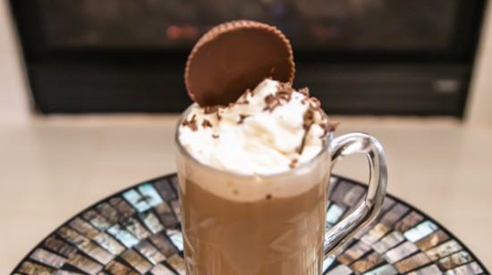 Baileys Peanut Butter Cuppa' Coffee