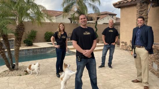 Foodie Pups - Feeding Family, Like Family