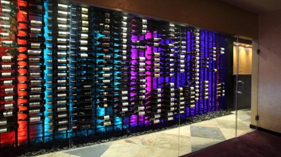 Trendy Wine Storage