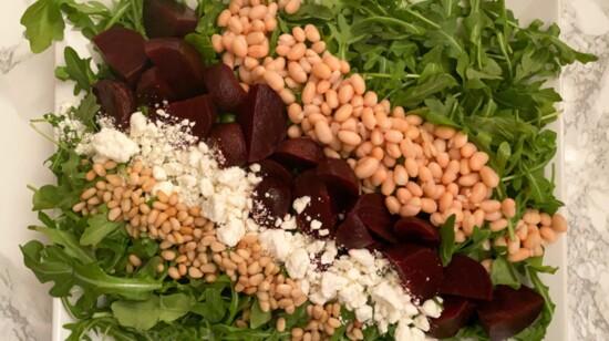Beet & Arugula Salad