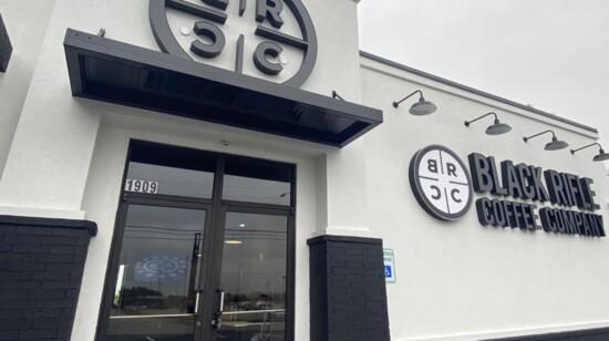 Cleveland County's Black Rifle Coffee Company