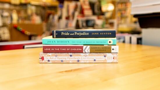 Books of Love