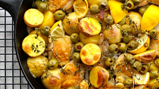 Braising For Winter Comforts