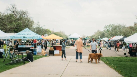 Bringing the Community Back to City Park Farmers Market
