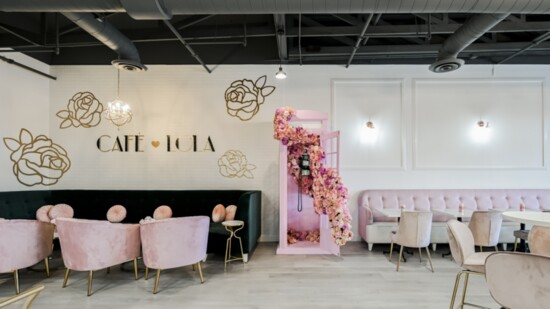 Café Lola Does Everything With Love