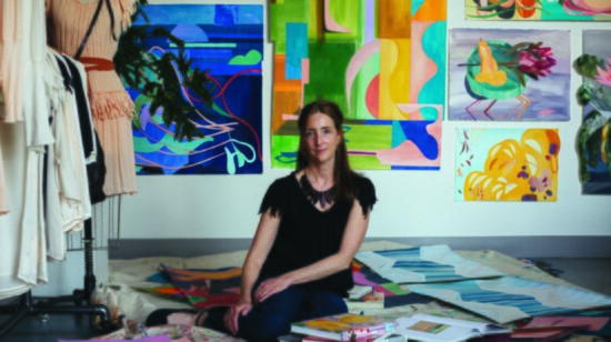 CarolAnn Wachter is the Definition of Art and Design Convergence