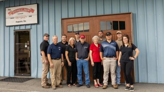 Celebrating 100 Years with Overhead Door Company of Augusta/Aiken