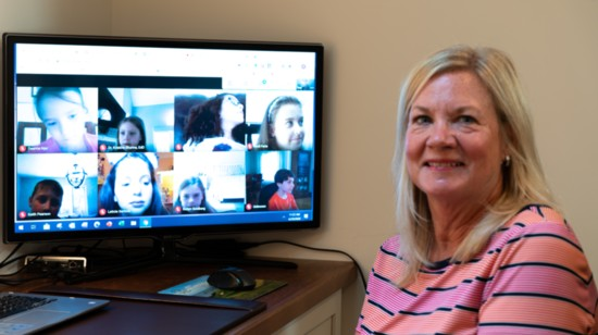 Distance Learning Superheroes