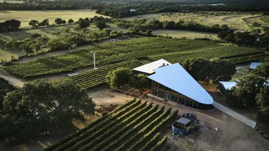 Celebrating Texas Wine Month