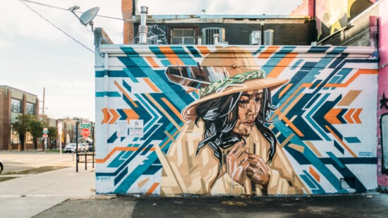 Celebrating Three Indigenous Artists for Native American Heritage Month