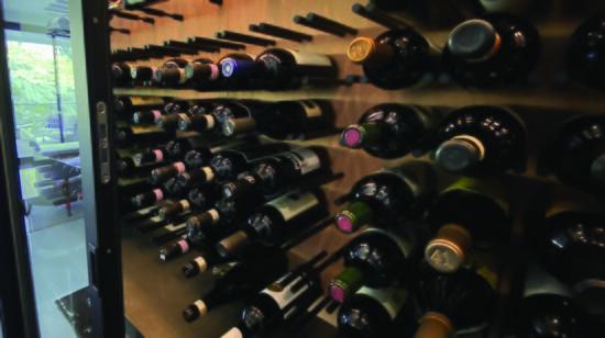 Cellar Masters Crafts Custom-Designed Wine Storage
