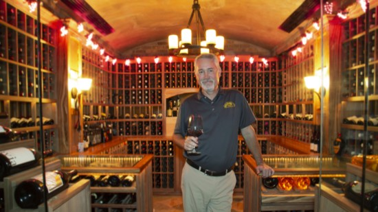 Cellar Masters Crafts Custom Showcases for Wine Lovers