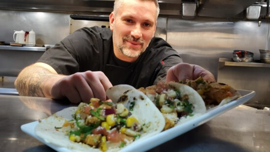 Chef 'Fell in Love With Food' as a Teen