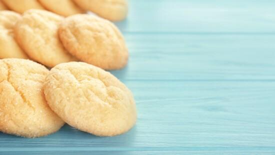Winning Chewy Sugar Cookies