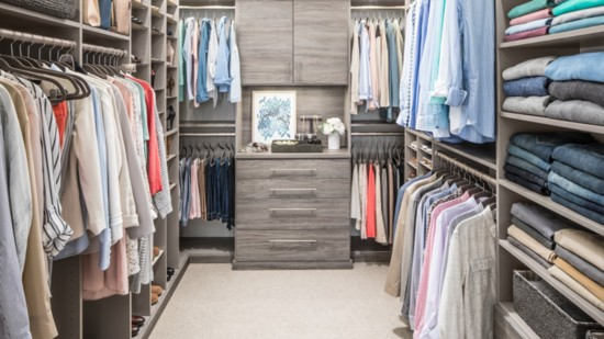 Closet Connections Designs Custom Storage Solutions