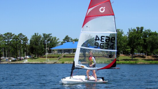 Columbia Sailing Club Offers Youth Camps On Lake Murray