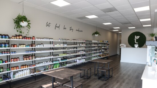 Couple shares expertise at health-focused store