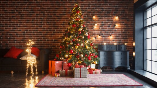 COVID-friendly Christmas Give-away