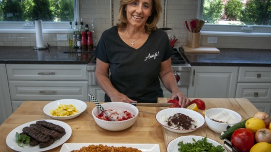 Three Middle Eastern Recipes