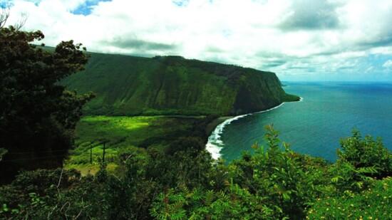 Cycling on Hawaii's Big Island