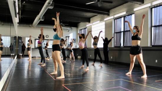 Dancer's Image