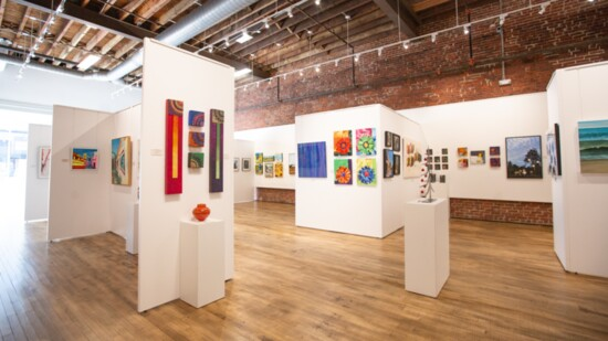 Frederick's Hippest Gallery
