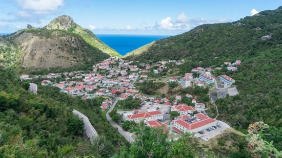 Don't Go to Saba Island in the Caribbean