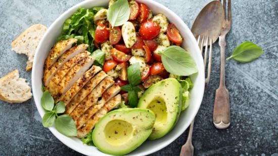 Eat Like a Bear Diet Plan