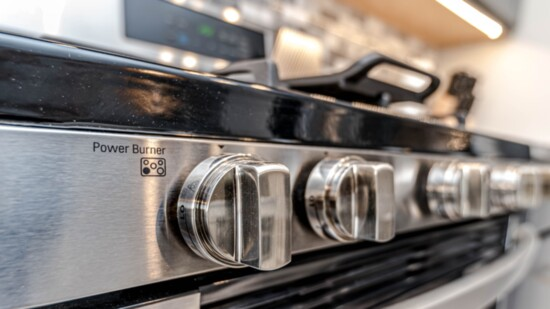 Eco-Friendly Oven Cleaning
