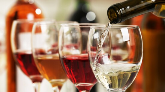 """Decorum for Good Times - Let's chat """"Wine"""""""