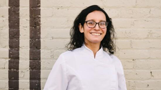 Executive Chef Sarah Cloyd