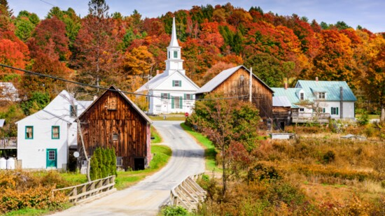 Fall Foliage Time is Upon Us