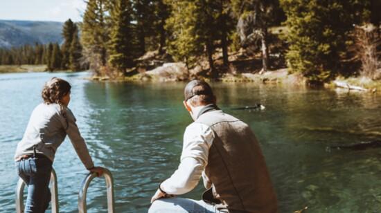 Family Camping Trip, Through the Lens
