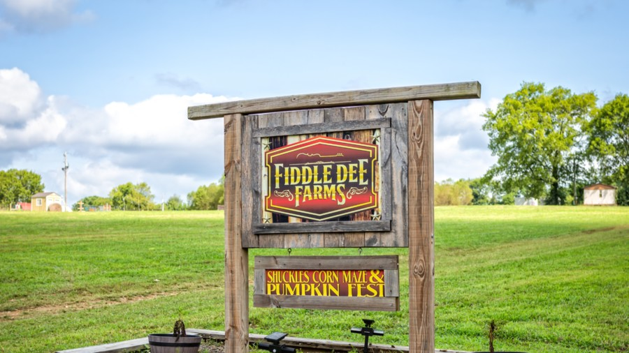 Fiddle Dee Farms and Shuckles Corn Maze
