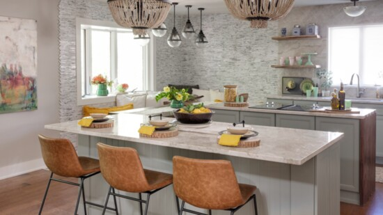 Finding a touch of glam in everyday design