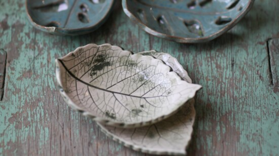 Finding freedom while creating pottery